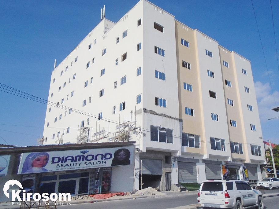 Apartment kiro ah isgoyska-Sayidka