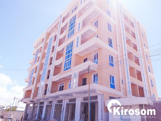 Apartmement kiro ah Agagaarka-Airport